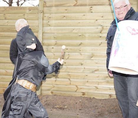Batman slår til